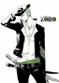 présentation de zoro