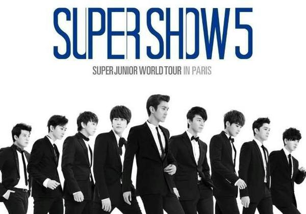 Super Show 5 in Paris
