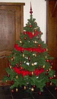 """La famille Habran vous souhaites de joyeuses fêtes de fin d'année """"gîte le trou des renards"""""""
