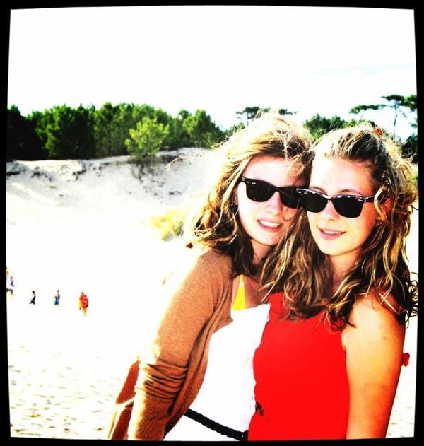Ma petite soeur, plus qu'un bonheur : un bonheur quotidien depuis 14ans !