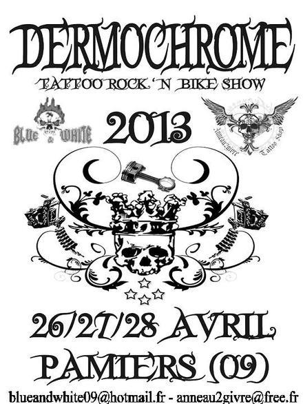 DERMOCHROME FESTIVAL 2013
