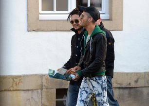 _ Bill & Tom _ Allemagne _ (octobre 2012) ***