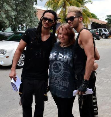 _ With Fans _ DSDS ; Curacao , Caraibes _ (12/11/212) ***