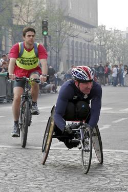 Les jeux paralympiques