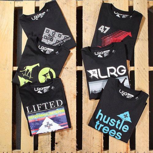 Tee shirts LRG: le streetwear indémodable!
