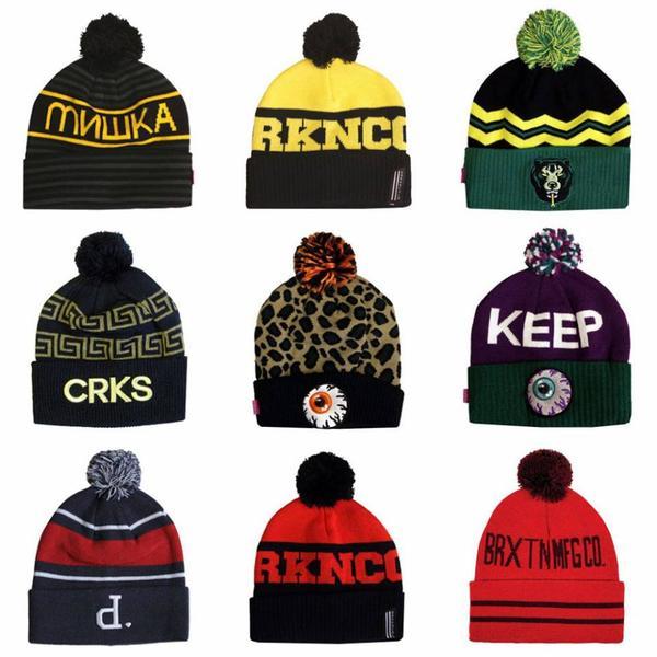 Trouve ton bonnet pompon stylé pour cet hiver