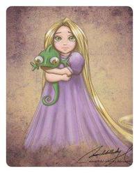 Princesses & leurs doudous