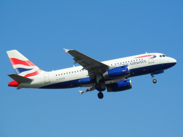 Airbus A319-131 British Airways
