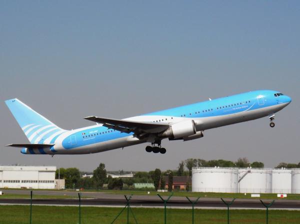 Boeing 767-38EER Jetairfly