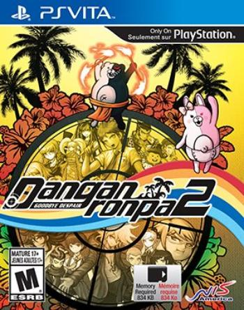Super DanganRonpa 2 : Goodbye Despair