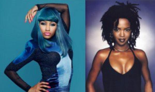 Nicki Minaj sort le grand jeu