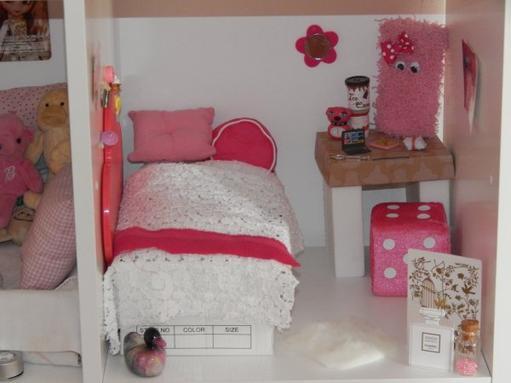 Ma nouvelle dollhouse !