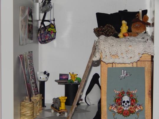 Ma nouvelle dollhouse !  ~ 2 ~