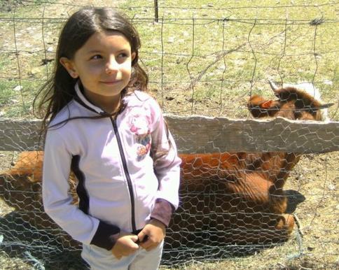 la journee a la petite ferme 17.05.2014