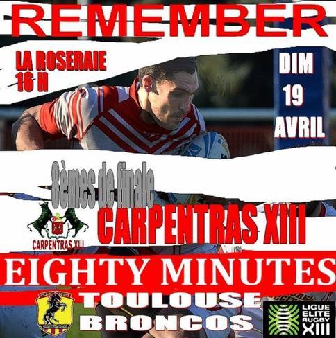Rugby à 13 de Carpentras