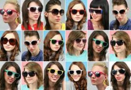 Les lunettes pour l'été !
