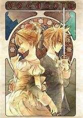 Rin et Len Kagamine !!! <3 <3 <3