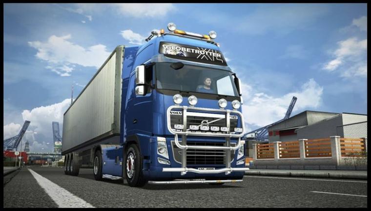 Personnalisation des camions