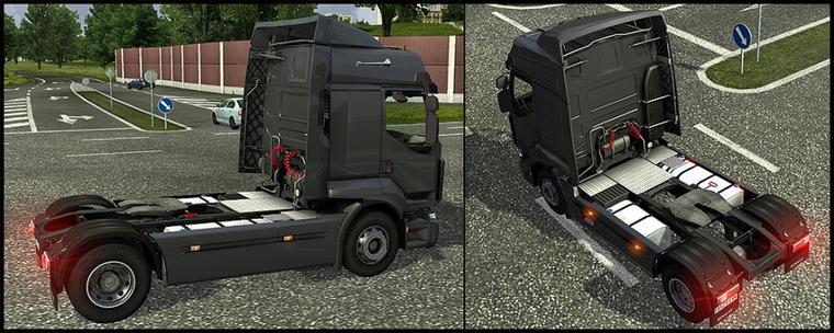 Nouveaux trucks pour ETS2
