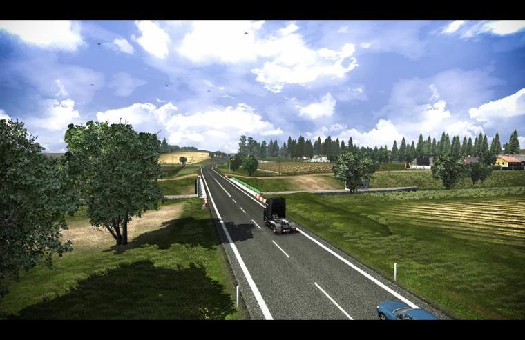 Sur les routes de campagne ..