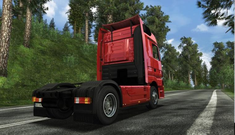 ETS2 - Mercedes