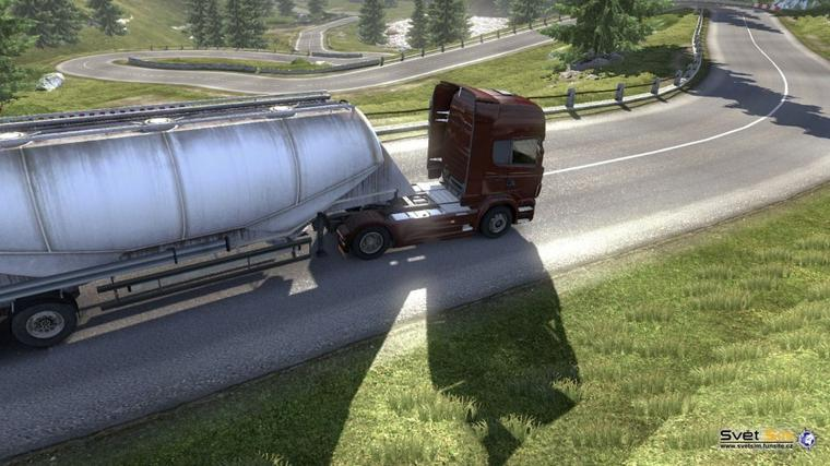 Scania Truck Driving Simulator - Images