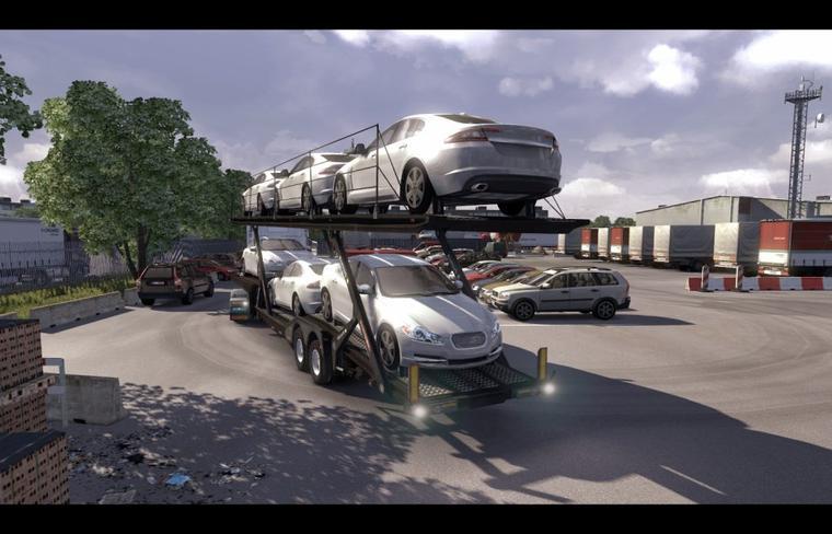 Scania Truck Driving Simulator - Nouveau patch à venir et petite surprise !