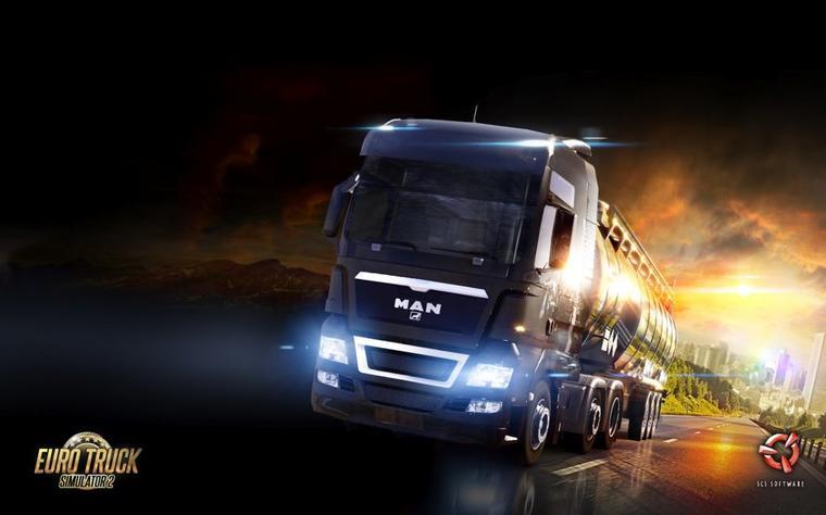 Euro Truck Simulator 2 - Configuration MAN