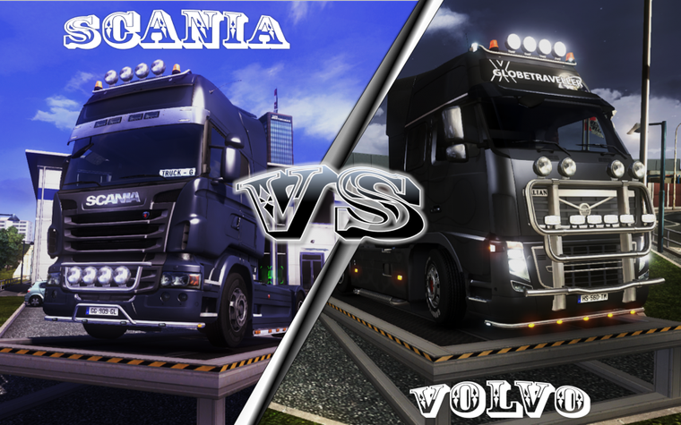 | Scania VS Volvo |