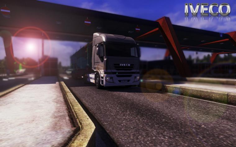 Euro Truck Simulator 2 - Ivedo devient Iveco !