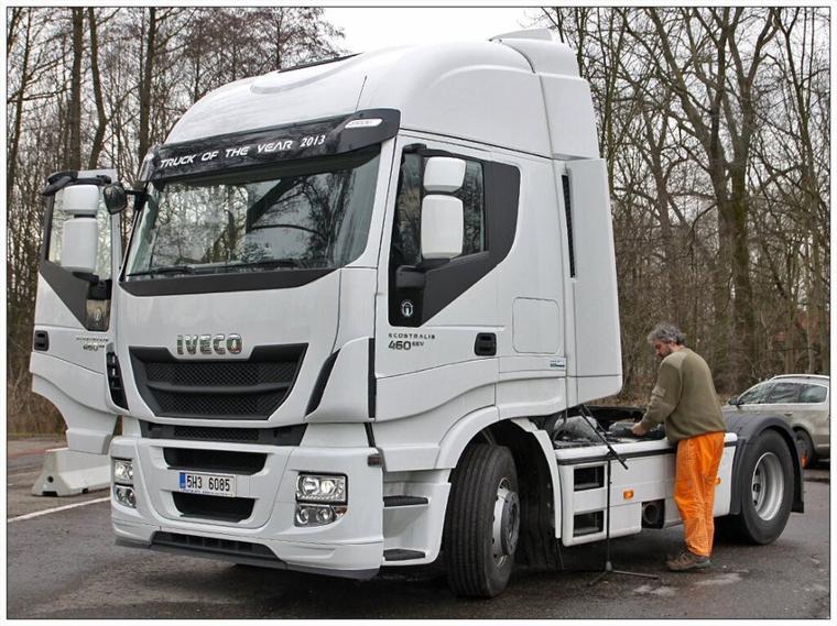 Euro Truck Simulator 2 - Iveco Stralis