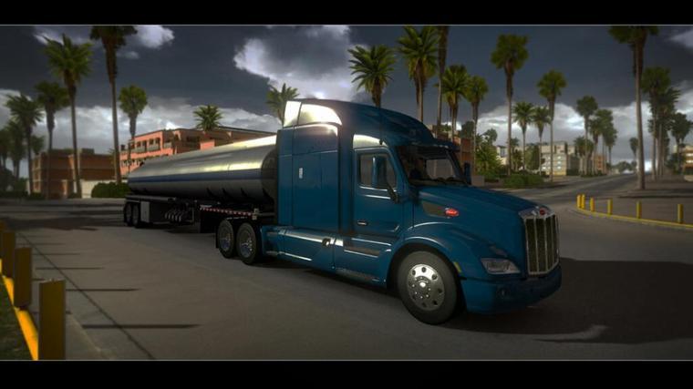 American Truck Simulator !