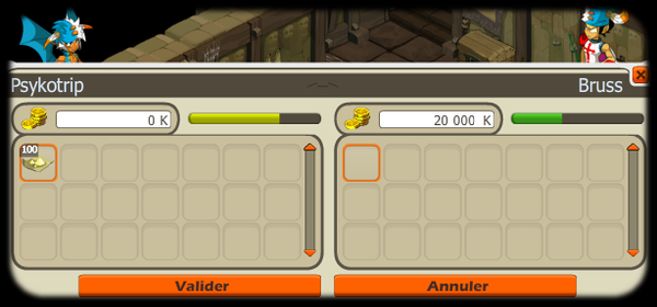 Des items encore des items!!!