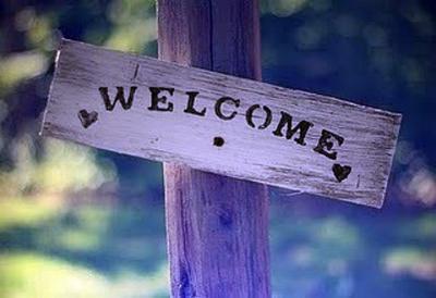 Bienvenue!♥