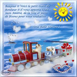 Bonjour...je vous souhaite la bienvenue dans mon blog.. .Merci à mes amis des blogs Jumpis117 et JeanFerrat86 et Valériedu92  pour leurs jolis cadeaux.