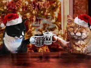 Je vous souhaite une Joyeux Noël et une Bonne et Heureuse Année.