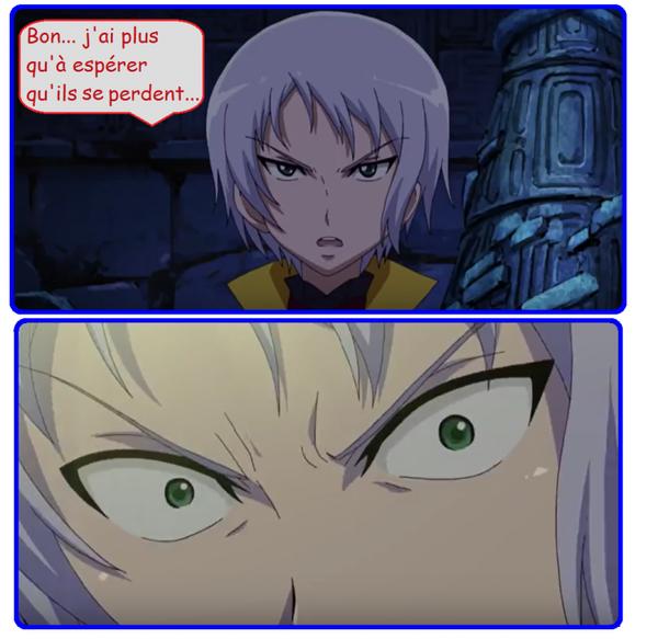 Screen Story B-daman : Dans les ruines #8