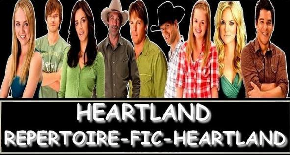Bienvenue dans repertoire-fic-heartland