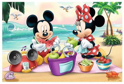 Le Pique-Nique de Mickey & Minnie