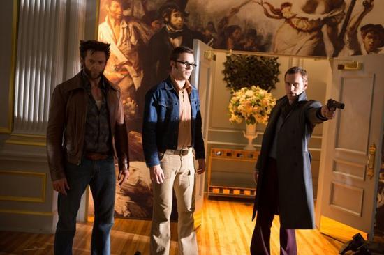 X-MEN: DOFP : La Seconde Bande-Annonce En Approche + Une Nouvelle Photo