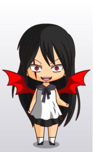 BLOOD LAD (fic présentation chibi)