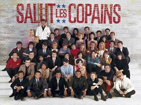 SALUT LES COPAINS PHOTO