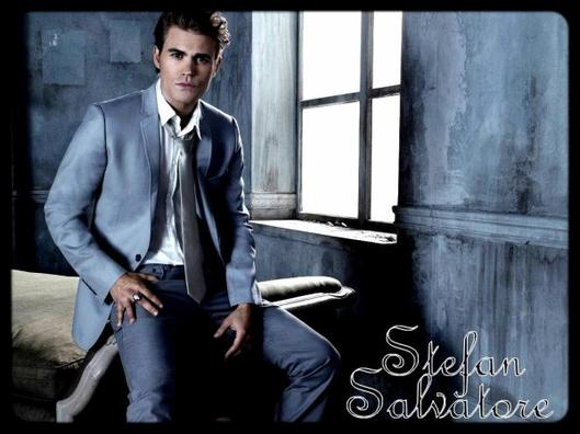 Stefan Salvatore / Paul Wesley