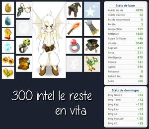 Stuff optimal en PvM pour chaque classe  partie 1 ( stuff fri 3 )