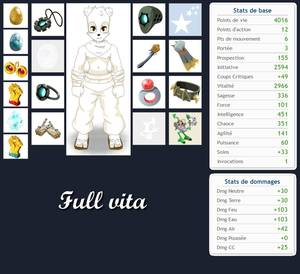 Stuff optimal en PvM pour chaque classe partie 2 ( stuff fri 3 )
