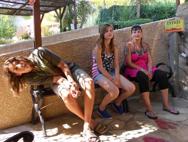 Vacances a Marceillan-Plage :D 3eme année qu'on y va et c'est tjrs ausi chouette ! Meme le retour est plleins de surprise ^^'