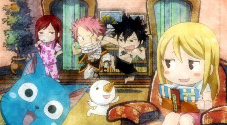 A Fairy Tail FanFiction...