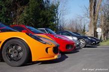 Cars & coffee rassemblement de rêve