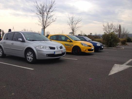 rassemblement Renault