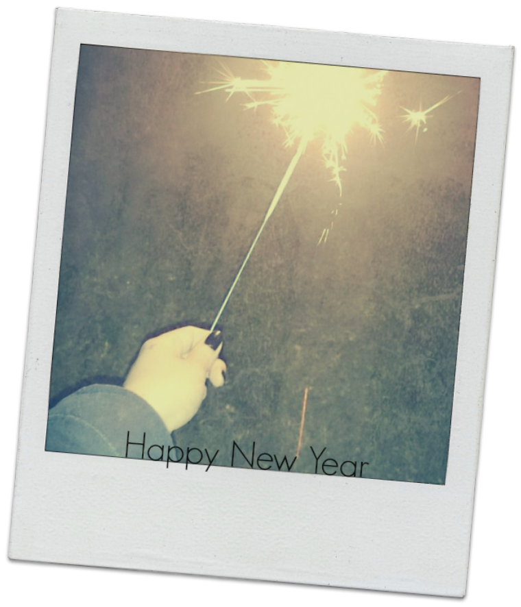happy new year 2015♥